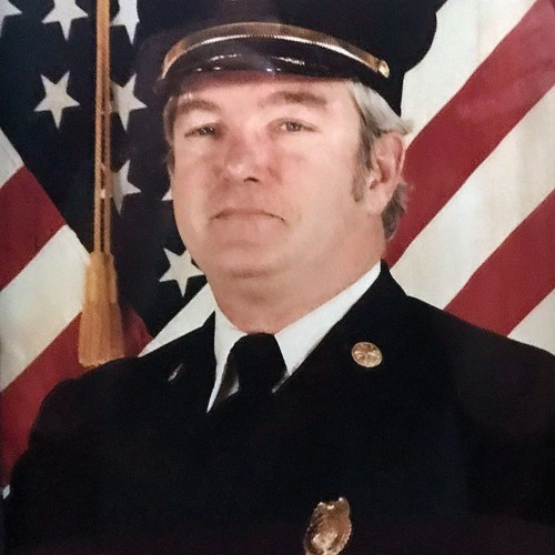 Brewster Fire Department Pays Respects To Former Chief