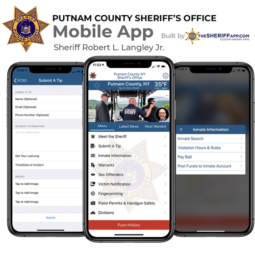 The Free App Gives Public Greater Access to Law Enforcement
