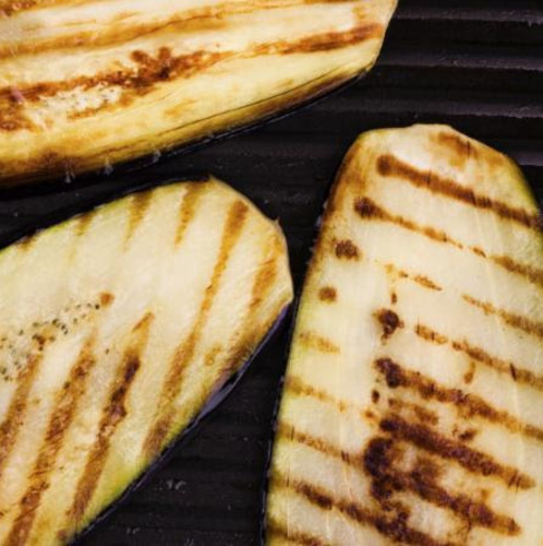 Recipe of the Week: Herb and Garlic Grilled Eggplant