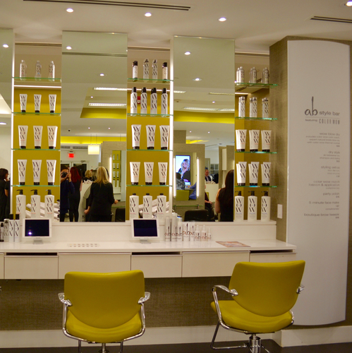 Adam broderick in southbury unveils innovative stylebar for Adam broderick salon in ridgefield ct