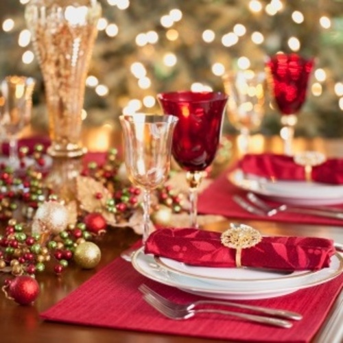 Holiday Dinner Party Tips From Clark Construction S Ann Moseley