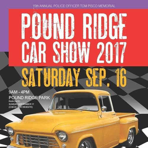 Pound Ridge New York Car Show