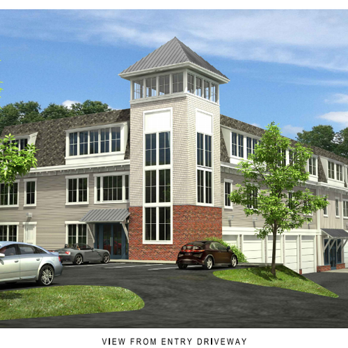 Apartment Leasing Office: Ridgefield Apartments Announces GRAND OPENING Of Leasing