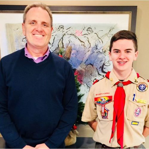 Ridgefield Apartments Proud To Support Boy Scout Troop 76