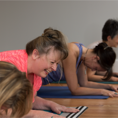 Why Small Businesses Matter: Stamford Yoga Center