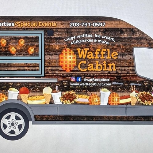 Traveling Belgian Waffles (and more), Corey Londoner's Wheels Start Spinning May 15!