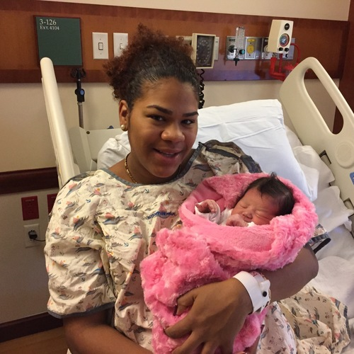 Greenwich Hospital welcomes first baby of 2017