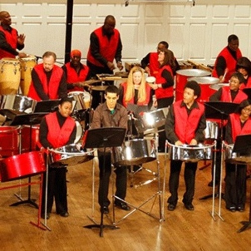 St Luke S Steel Band At Emmanuel Church July 19