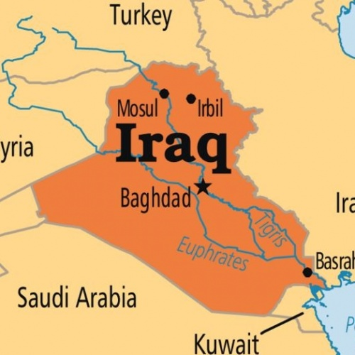 Iraq: Creation Of Colonialism Lecture Series With