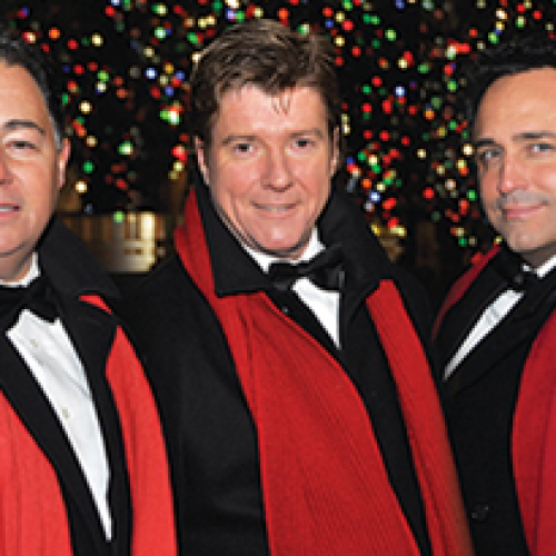 The New York Tenors Bring The Magic Of Christmas To Stamford