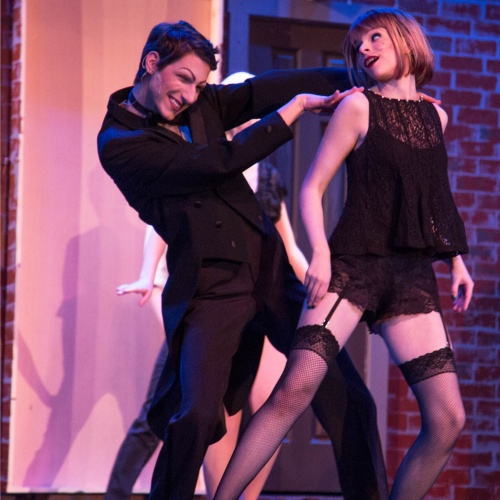 Update rhs students win halo awards for school productions for Adam broderick salon ridgefield