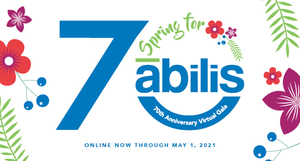 Spring for Abilis: 70th Anniversary Celebration