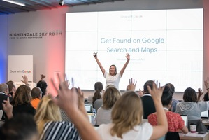 Google Tech Training Tour Brings Seminars to 500+ Connecticut Job Seekers, Small Businesses and Nonprofits