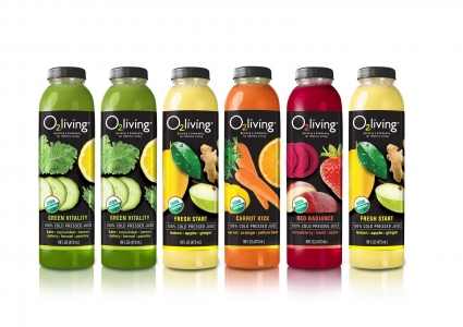At last a flexible juice cleanse for Lampen tedox
