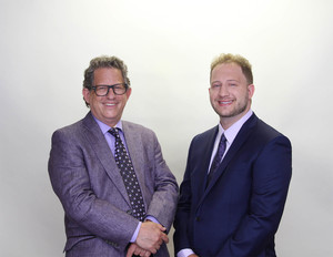 Left to right: David J. Babel and Kyle Babel of Babel Realty.