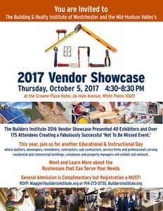 Building & Realty Institute 2017 Vendor Showcase