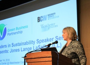 Jane Solnick, Con Edison Director of Westchester Regional and Community Affairs
