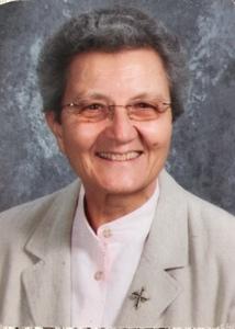 Wartburg Resident Sister Maria Barbera