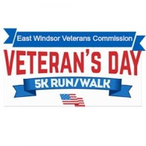 East Windsor Veterans Commission Veterans Day 5k Nov. 8