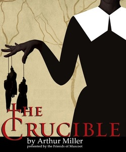 symbolism of the crucible a play by arthur miller The crucible is a play set during the salem witch trials (in 1600's), but it's really metaphor for mar 25, 2015 symbolism in & similarities to mccarthyism  playwright arthur miller fired back.