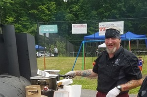 Robert Scott of the award winning Outlaw BBQ will be one of the many food vendors providing a wide variety of edible options.
