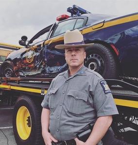 NY Sate Police Trooper Thomas Hanigan