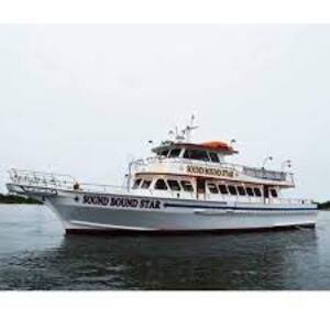 Sound Bound Star New Rochelle, NY Image from https://soundboundcharters.com/our-boats/