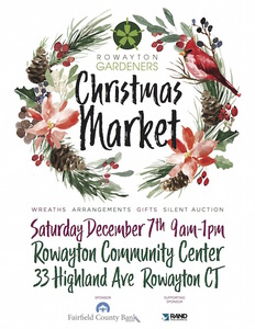 Saturday, Dec. 7 (9am-1pm)