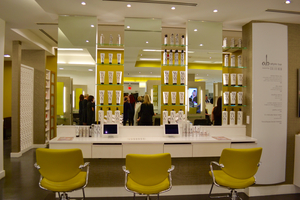 Adam broderick in southbury unveils innovative stylebar for Adam broderick salon