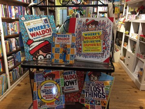 Waldo Arrives In The Ridge, Pick Up Your Passport At Books On The Common  And START HUNTING For The Familiar Fellow!