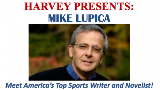 mike lupica a sports writer Mike lupica pictured above, sports writer mike lupica true legend written by mike lupica hero, written by mike lupica miracle written by mike lupica.