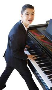 16 year old band leader ethan bortnick to perform at the for Adam broderick salon ridgefield