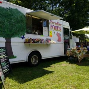 Paradise Food Truck To Vend At The Treasure Trunk Arts And Antique Bazaar