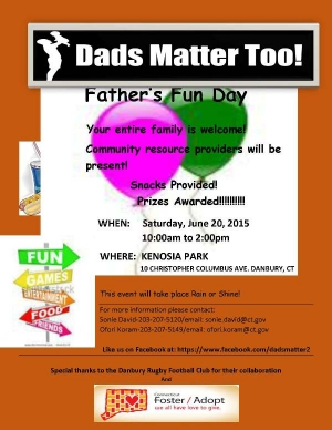 father fun day in danbury on june 20 in danbury