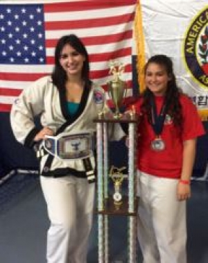 Lauralton Hall Sisters Are Karate Grand Champions