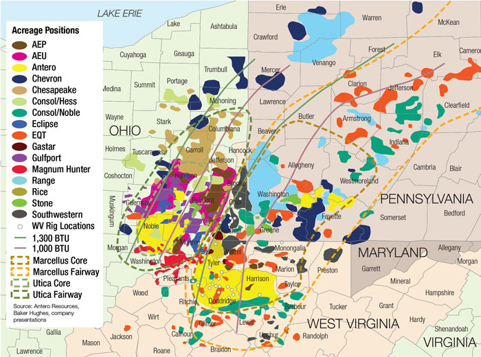 West Virginia Rising  Oil and Gas Investor