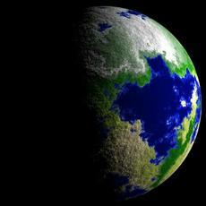 Planet for Maya 1.0