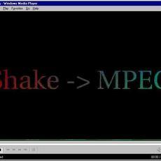 MPEG writer for Shake 1.3 (shake plugin)