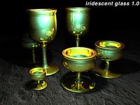 Iridescent Glass for Maya 1.0