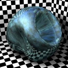 denfo-Blue Sky Metall for Maya 0.0