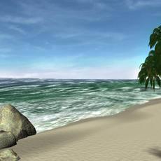 At The Sea for Maya 1.0