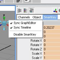 abxSmartKey for Maya 2.5.0 (maya script)
