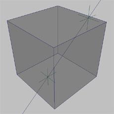 rayIntersect for Maya 1.0 (maya plugin)