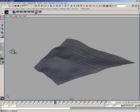 Optimized Ground Plane for Maya 1.1.0 (maya plugin)