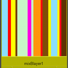 mix8.Layer for mentalray for Maya 1.1