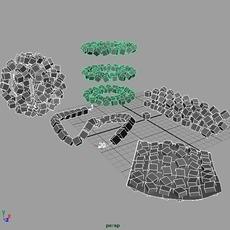 Extended Duplicate Options for Maya 1.2.0 (maya script)