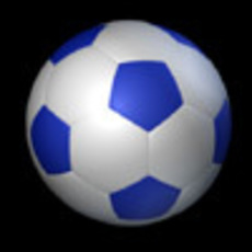 SoccerBall for Renderman 1.0
