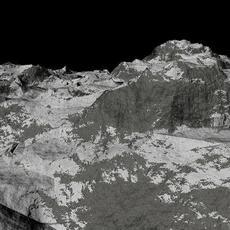Mountain Shader for Maya 1.0
