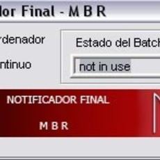 Notificador Final MBR 7.0.0