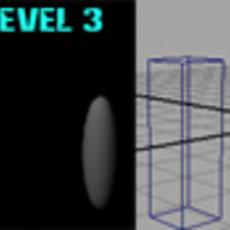 smooth level render for Maya 0.0.1 (maya script)